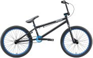 Велосипед Welt BMX Freedom 2020 Matt Black (US:one size)