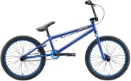 Велосипед Welt BMX Freedom 2020 Matt Blue (US:one size)